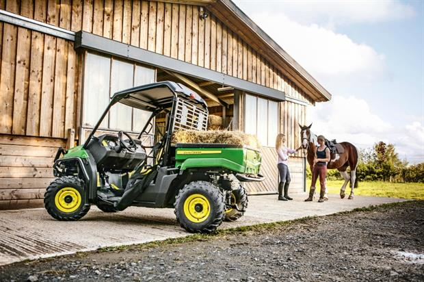 John Deere's XUV 560 Gator. Image: Supplied