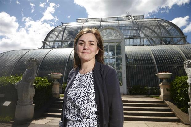 Professor Kathy Willis, director of science at RBG Kew. Image: Jason Baron/BBC