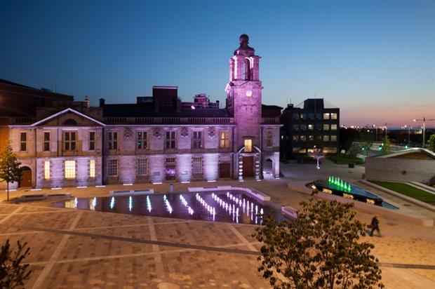 Keel Square. Image: Sunderland City Council