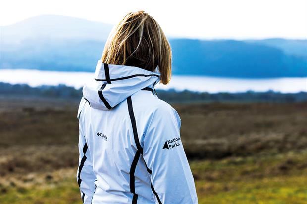 Parks staff: deal struck for supply of outdoor clothing - image: National Parks Partnerships
