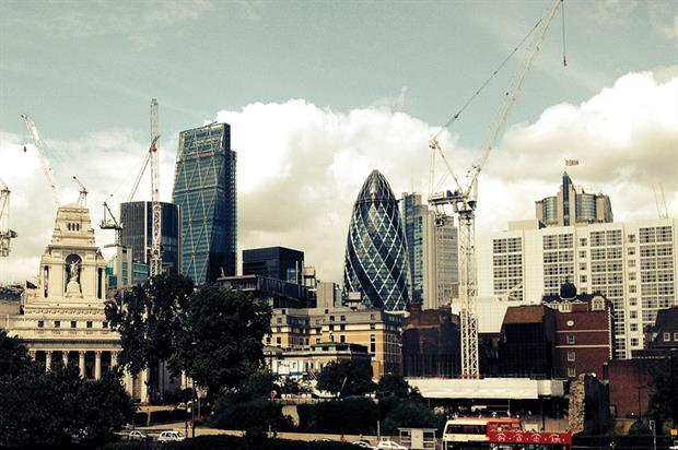 London: the scale of development across the South East is yet to be matched in regions further afield from the capital - image: Pixabay