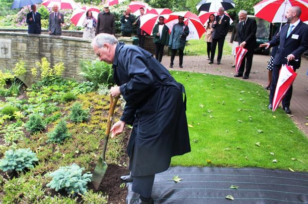 Lord Mayor Alan Yarrow. Image: Supplied