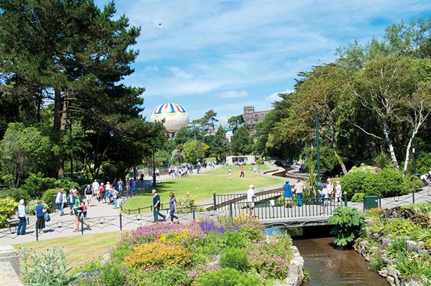 Bournemouth: foundation is trying to encourage people to leave cash legacies to the borough's parks in their wills - image: Bournemouth Parks Foundation
