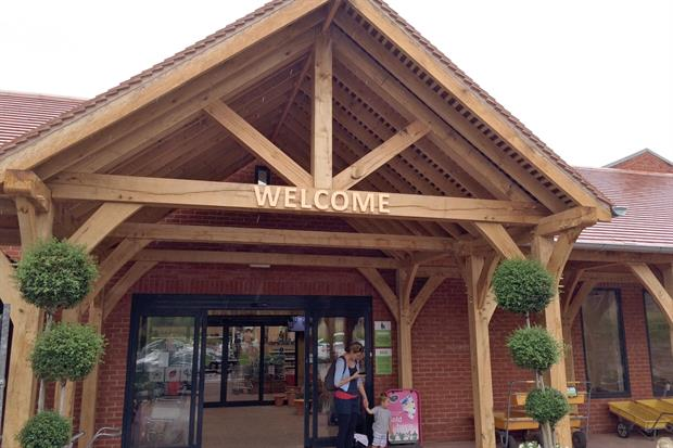 Mappleborough Green Garden Centre: major growth since fully reopening in June - image: HW