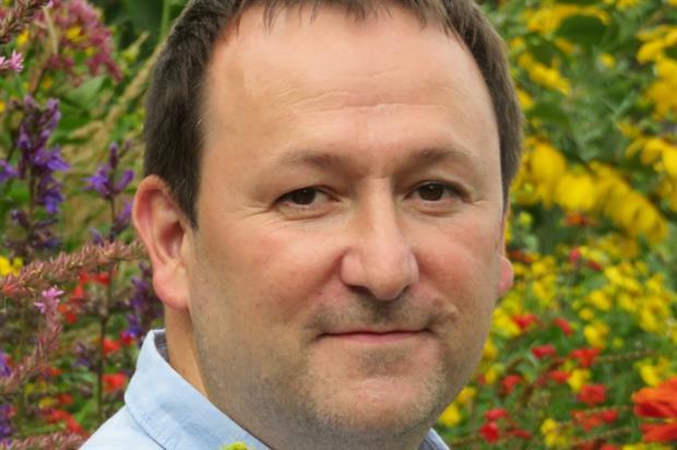Mark Lane: Groundwork green space ambassador
