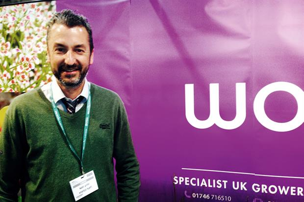 Mark Lavers, sales and business manager, Worfield - image: Worfield