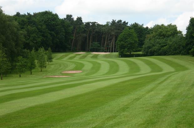 Market Drayton Golf Club. Image: Supplied