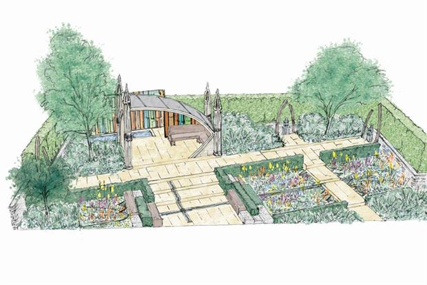 Welcome to Yorkshire garden. Image: Supplied