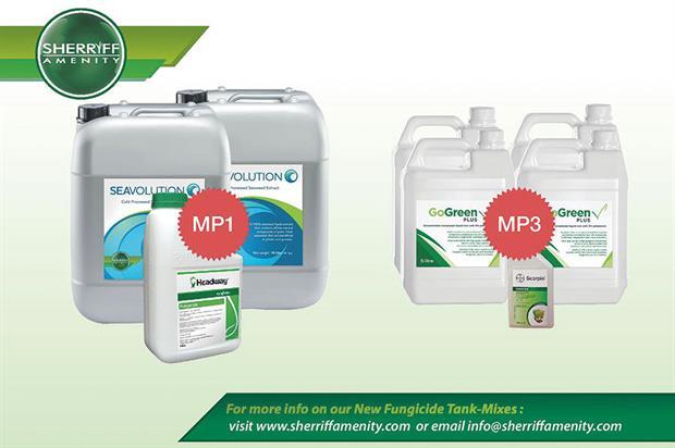 Microdochium solutions - image: Sherriff Amenity