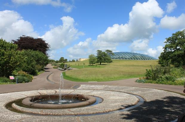Bright future: National Botanic Garden of Wales. Image: Justin Poulsen/Flickr