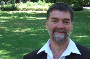 New Landscape Institute president Neil Williamson will launch its annual conference in October - photo: HW