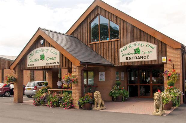 Garden Centre Outlet of the Year Large - Winner: Old Railway Line Garden Centre