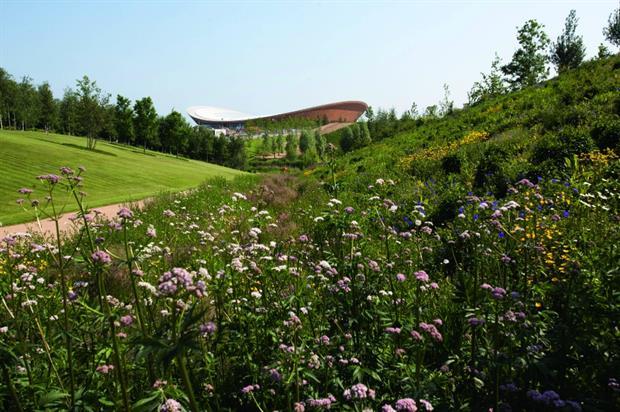 Queen Elizabeth Olympic Park. Image: David Poultney / LLDC