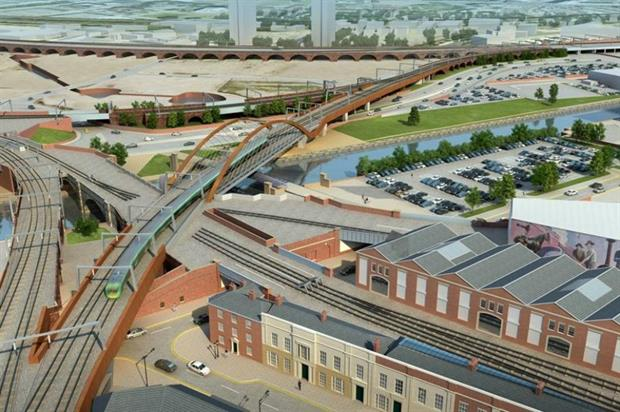 Ordshall Chord is part of the £1 billion+ Great North Rail Project. Image supplied.