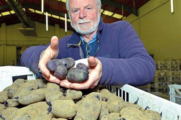 Paul Watts of Belfast's Agri-Food & Biosciences Institute (AFBI)