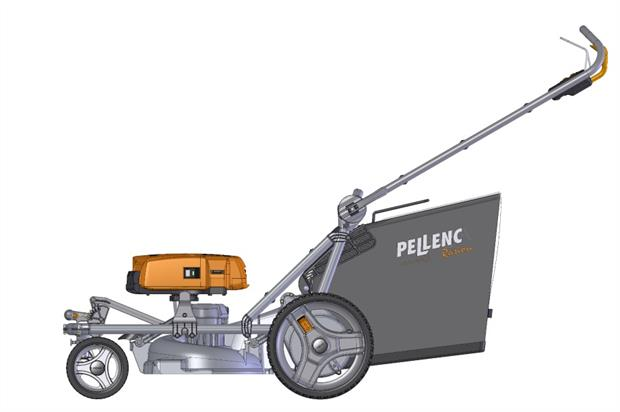 The Pellenc Rasion Easy was launched at Saltex