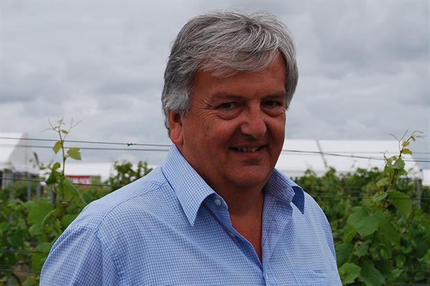 Biobest UK MD, Phil Walker - image: Biobest UK