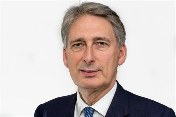 Hammond: This is my first Autumn Statement and it will also be my last