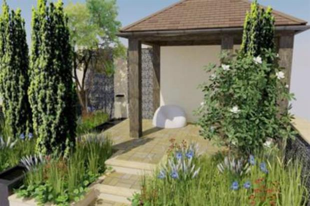 'The Pro Corda Garden: A Suffolk Retreat' contains a balance of colours. Image: Supplied