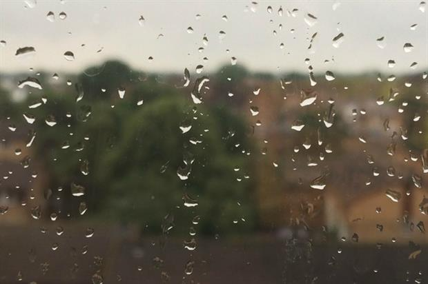 Further heavy rain forecast. Image: HW