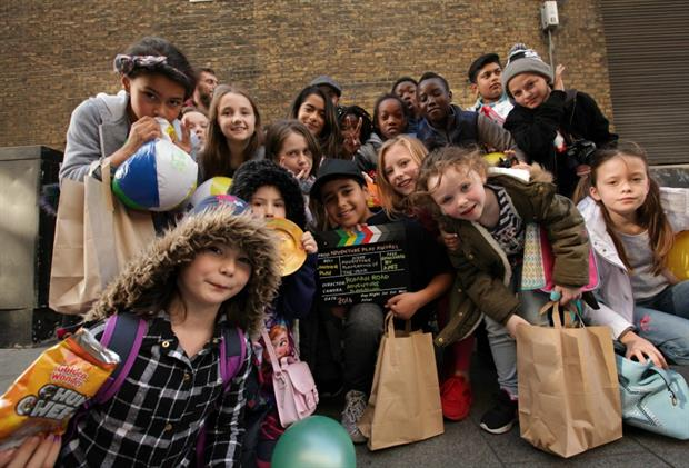 Roman Road Adventure Playground users made up a song to win the prize