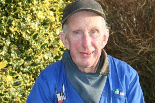 Ron Currie. Image: SRUC