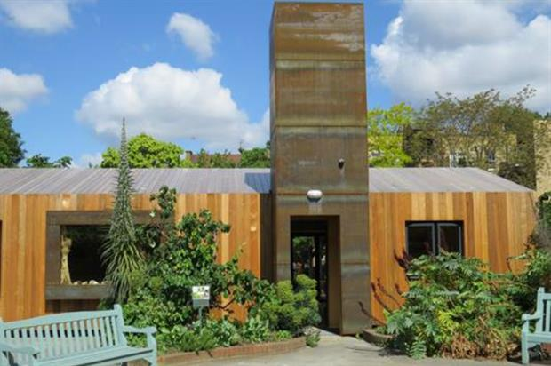 The new Roots and Shoots environmental centre. Image: Supplied