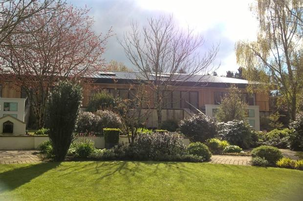 The Garden Room can accommodate 250 diners or 460 conference guests. Image: RHS