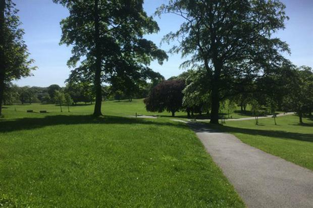 Roundhay Park is Leeds' most popular. Image: Nathan Booth/University of Leeds