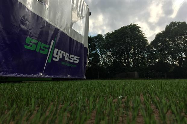 SISGRASS stitches. Image: Supplied