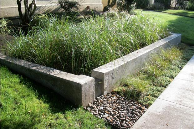 SUDS key to flood mitigation in cities. Image: HW