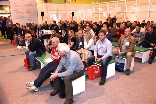 A Learning Live session at SALTEX. Image: Supplied