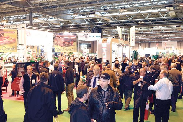 Saltex: move to National Exhibition Centre delivered fresh feel and new dynamism - image: IoG Saltex
