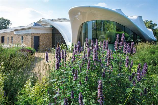 Sinuous: the Serpentine Sackler Gallery in London