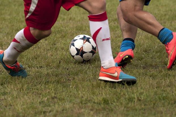 Football players. Image: MorgueFile