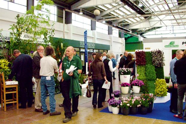 South West Growers Show: aimed at growers and plant buyers ranging from garden centres to local authorities and landscapers - image: SWGS