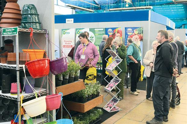 South West Growers Show: regional event now in 43rd year offers a shop window to all sectors of non-field-scale horticulture - image: South West Growers