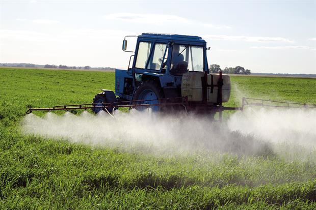 Agri-engineering could reduce pesticide use. Image: Mechanical Botanical