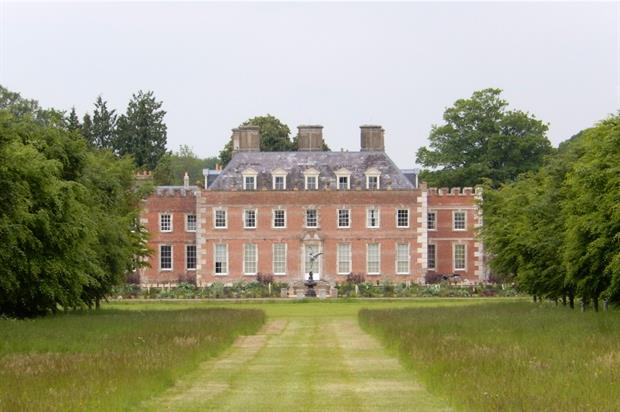 St Giles House. Image: Philip Hughes