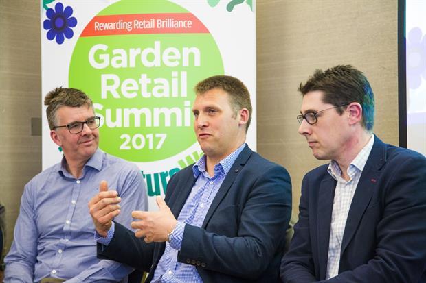 HW Garden Retail Summit 2017: Tim Mason, James Debbage and Mark Farnsworth