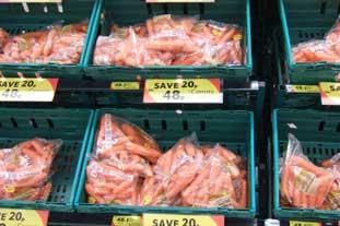 NFU rallies growers over fear of renewed supermarket price wars - photo: HW
