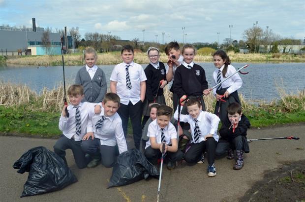 Victoria Primary Eco Club. Image: Supplied