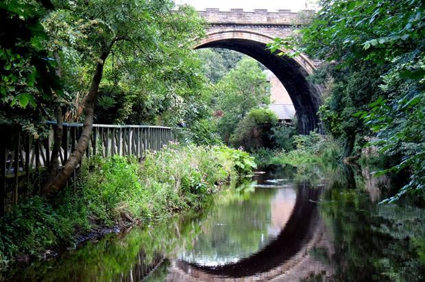 Water of Leith - credit: Spencer Means (CC-BY 2.0)