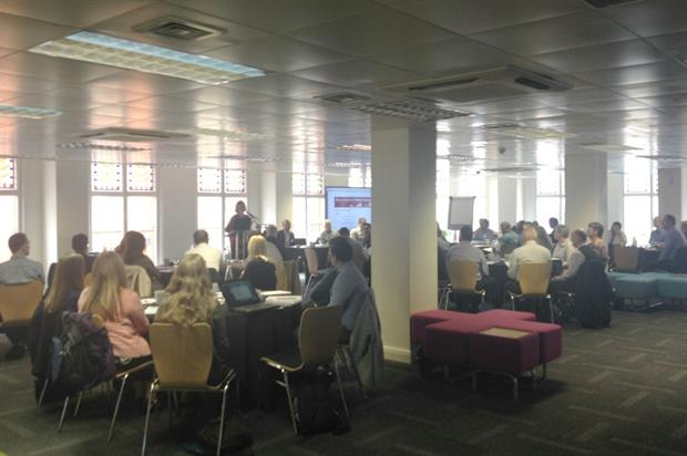 The forum's second conference was held in central Birmingham
