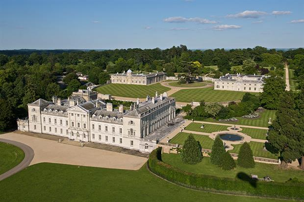 The Custodian Awards presentation ceremony will be held at Woburn Abbey on 28 June - image: Woburn Abbey
