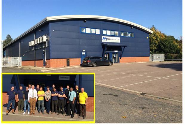AFT's new premises. Image: Supplied