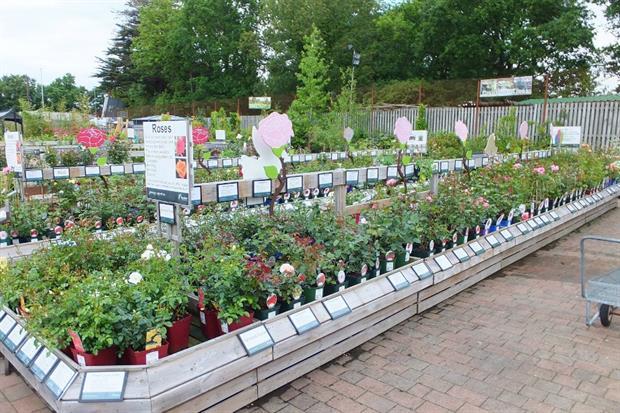 Burston Garden Centre