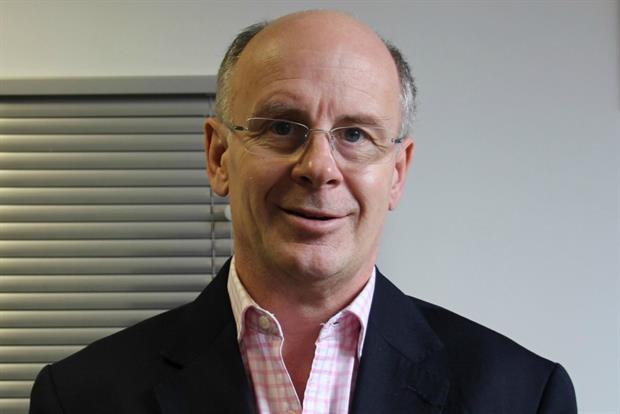 Steven Palmer, finance director of Squire's Garden Centres