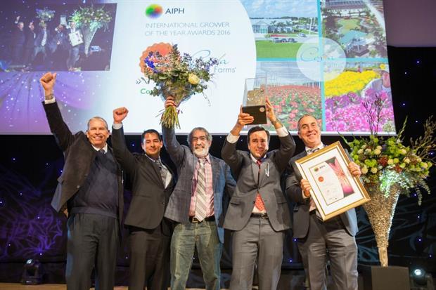 2016 winner Costa Farms