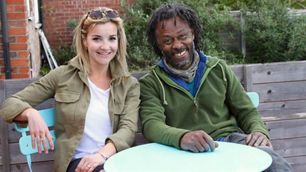 Helen Skelton and Danny Clarke BBC